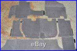 NEW OEM Genuine Honda Odyssey Atlas Grey Floor Mats 83600-SHJ-A41ZC