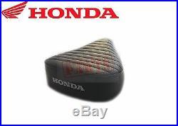 New Genuine Honda 1969 1986 Ct 90 110 Trail Oem Seat Assembly Honda Print Rear