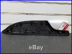 New Genuine Honda Accord Coupe Passenger Door Armrest Pad 83521-te0-a51za Black