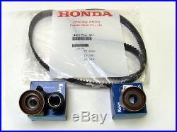 New Genuine Honda Acura V6 Timing Belt & Koyo Roller Kit