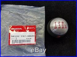 New Genuine Honda CIVIC Si 6 Speed Shift Knob 54102-tr7-a01za