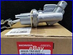New Genuine Honda Clutch Master Cylinder 46925-ta0-a03