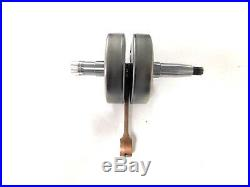 New Genuine Honda Crankshaft 1990-2004 CR125R OEM Crank Connector Rod