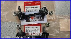 New Genuine Honda Crv Rear Sway Stabilizer Bar End Link Set 2002-2006