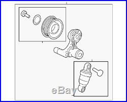 New Genuine Honda Drive Belt Auto Tensioner 31170-5A2-A03 Accord Civic CR-V OEM