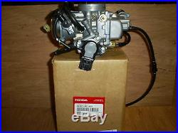 New Genuine Honda Oem Factory Trx500 Fa Foreman Rubicon Carburetor Fits 2004 Atv