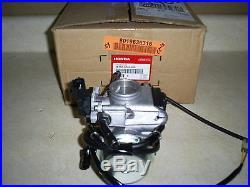 New Genuine Honda Oem Trx 500 Foremam Rubicon Carburetor 2006-2012 Atv