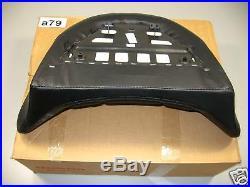 New Genuine Honda Passenger Backrest 01-03 GL1800 Goldwing OEM Back Rest Pad#a79