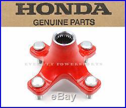 New Genuine Honda Rear Wheel Hub 01-04 TRX250 EX, 02-04 TRX400 EX Sportrax #T143