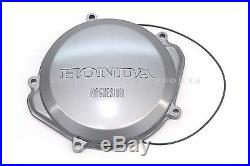 New Genuine Honda Right Side Clutch Engine Cover 04-17 CRF250 X OEM Case #A51