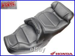 New Genuine Honda Seat 88-00 GL1500 Goldwing OEM Main 77200-MAM-A80ZC
