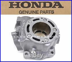 New Genuine Honda Stock Bore Cylinder A 00-01 CR125 R OEM Jug (In Stock) #Z43
