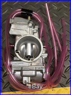 New Genuine Keihin PWK 38-S Carburetor / HONDA CR 125 250 CR125 CR250 HRC