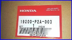 New Genuine OEM Honda Civic & Civic Del Sol Water Pump & Tensioner P2A
