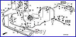 New Genuine OEM Honda power steering hose 2007-2011 CRV CR-V 53713-SWA-A03