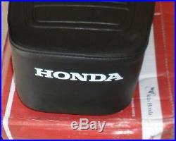 New HONDA CG 125 Complete Seat / Saddle GENUINE HONDA PART (NOT A CHEAP COPY)