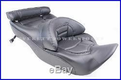New Heated Comfort Seat 2006-2010 GL1800 Goldwing Genuine Honda OEM Black #Q47