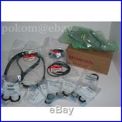 New OEM 03 04 Genuine Factory Honda Pilot Tune Up Timing Belt Kit Water Pump
