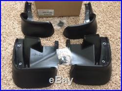 New OEM Genuine Honda 92-95 Civic 3Dr Si VX CX EG6 D16Z6 Mud Flaps Splash Guards