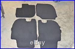 New Oem 2015-2018 Honda Fit Genuine Carpet Floor Mats 83600-t5r-a01za