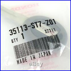 OEM Honda 94-01 Acura Integra DC2 Type R Master Key Blank Uncut Spare Genuine