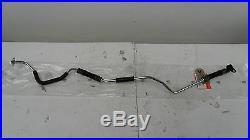 VFR800 Oil Cooler Pipe hoses V-TEC GENUINE HONDABrand New